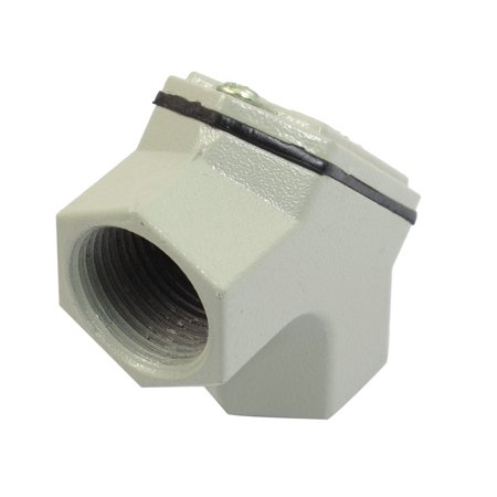 Gases G3/4  2 Hub Metal Explosion-proof Conduit Outlet Box