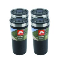 Ozark Trail 4 pack 20-Ounce Double Wall Vacuum Sealed Tumbler