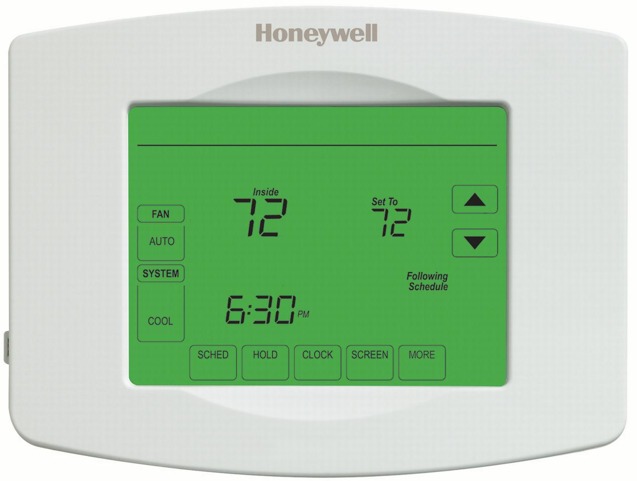 Honeywell RTH8580WF Smart Thermostat, No Hub Required by Honeywell