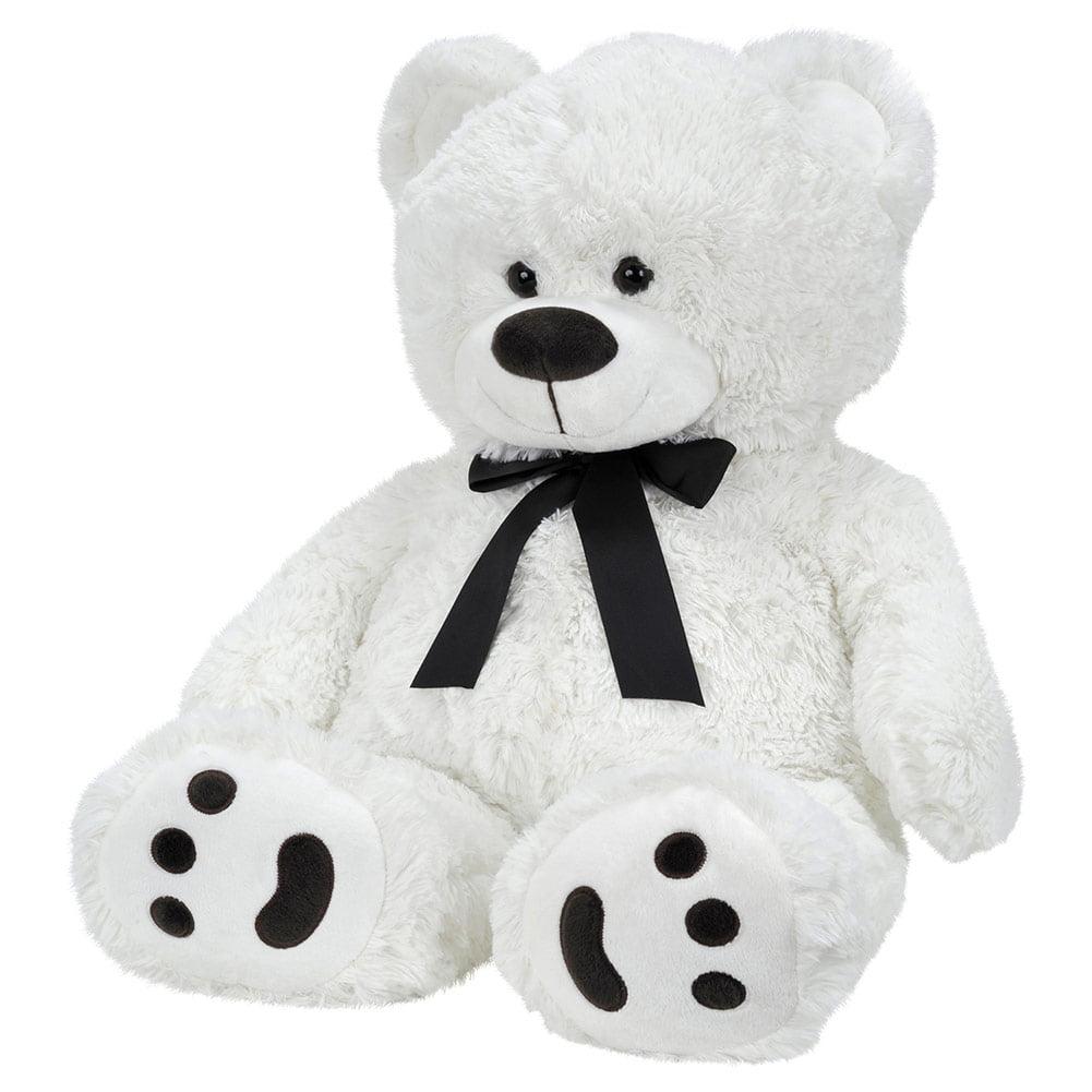 JOON Big Teddy Bear, Tuxedo Edition, White by Joon