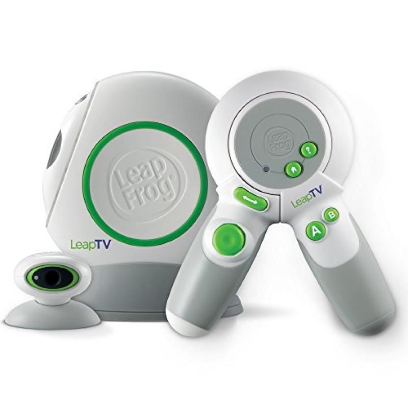 LeapFrog LeapTV Educational Gaming System(Discontinued by manufacturer) by LeapFrog