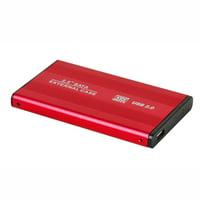 USB2.0 High Speed External Hard Disk Portable Desktop Mobile Hard Disk Box