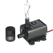 Best Fountain Pumps - Decdeal DC12V 5W Ultra-quiet Mini Brushless Water Pump Review