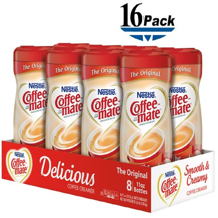 (16 pack) The Original Coffee-Mate Great-tasting original flavor 2 x 8 = 16
