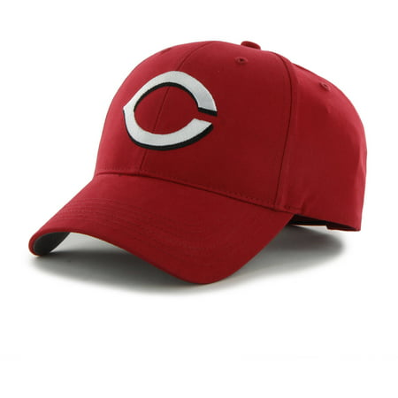 Fan Favorite - MLB Basic Cap, Cincinnati Reds