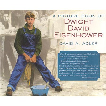 A Picture Book of Dwight David Eisenhower by