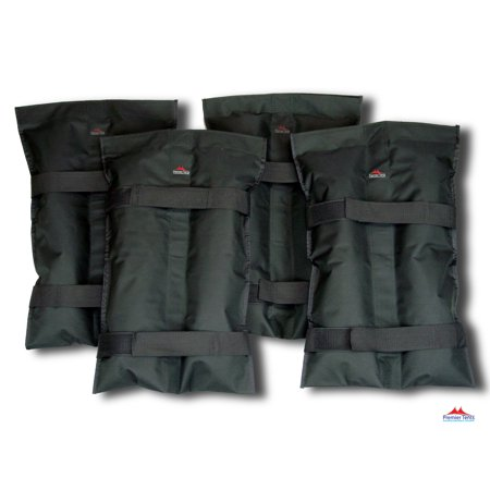 Premier Tents Canopy Weight Bags - 35 lbs each.