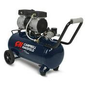Campbell Hausfeld DC080500 Quiet Series 1 HP 8 Gallon Hot Dog Air Compressor