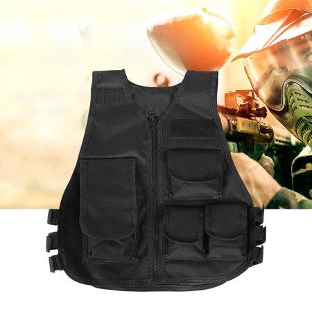 Kids Waistcoat (Camouflage Vest,Ymiko Children Kids Waistcoat Military Camouflage Vest for Outdoors)