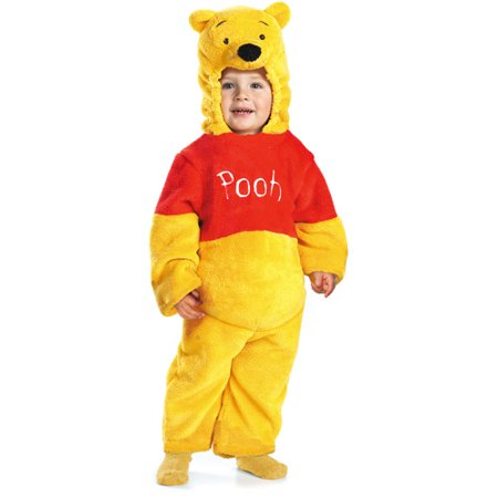 Disney's Winnie the Pooh Toddler and Infant Halloween Costume - Old Disney Halloween Shows