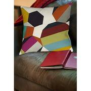 Thumbprintz Poly Rhythmic II Indoor Pillow