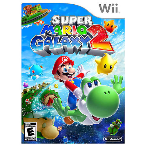 Super Mario Galaxy 2 (Wii) - Pre-Owned