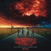 Various Artists - Stranger Things: Music From The Netflix Original Series - CD