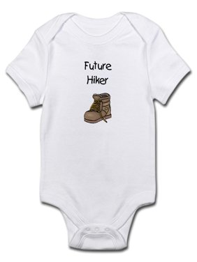 2194afa0b Product Image CafePress - Future Hiker Infant Bodysuit - Baby Light Bodysuit