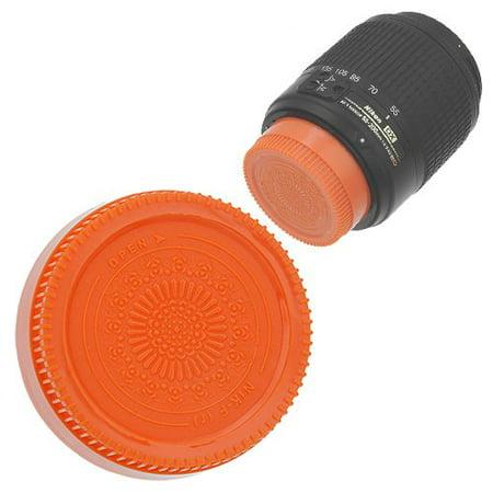 Fotodiox Designer Rear Lens Cap for Nikon