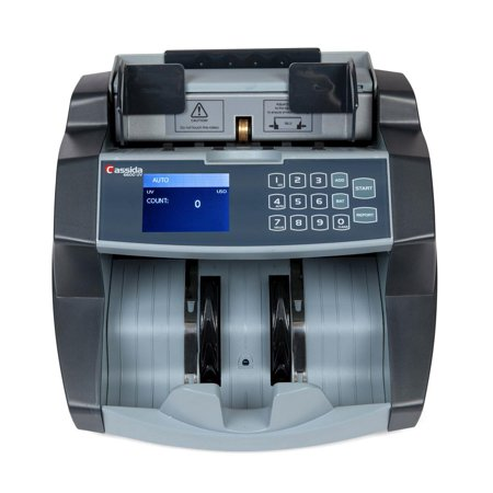 6600UV Currency Counter w/ValuCount CSSB6600U