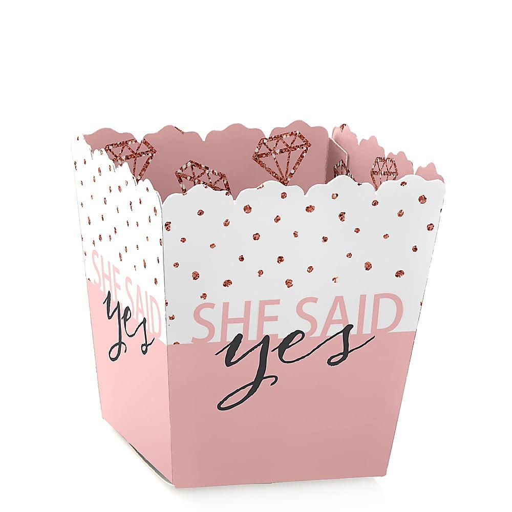 ROSE GOLD Bachelorette Party Decorations Kit Bridal Shower Favor Supplies Gift H