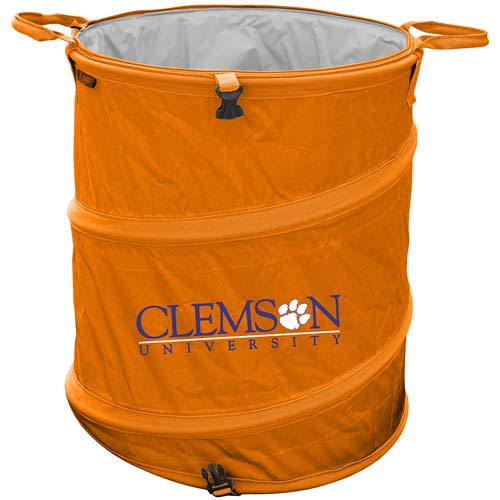 Clemson Light Duty Trashcan