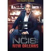 NCIS: New Orleans: The Fourth Season ( (DVD)) by