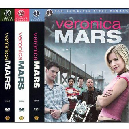 Veronica Mars  The Complete Seasons 1 3