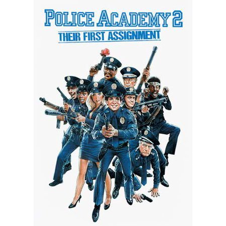 Police Academy 2: Their First Assignment (Vudu Digital Video on Demand) - Police Academy Graduation Gifts