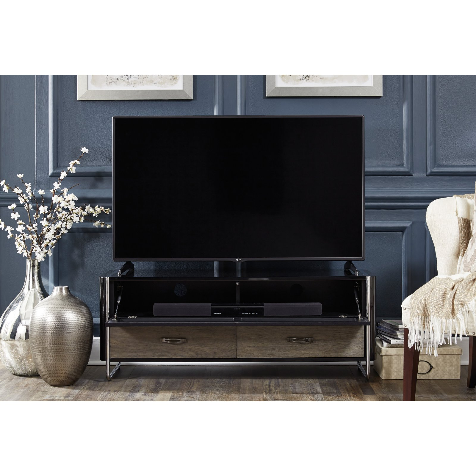 Sandberg Furniture Martin Svensson Home Hamilton 51.66 in. TV Stand