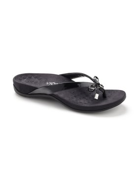 Vionic Bella II Sandals - Black, Women's 8