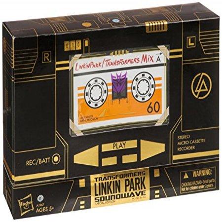 Transformers Exclusive G1 Linkin Park Soundwave