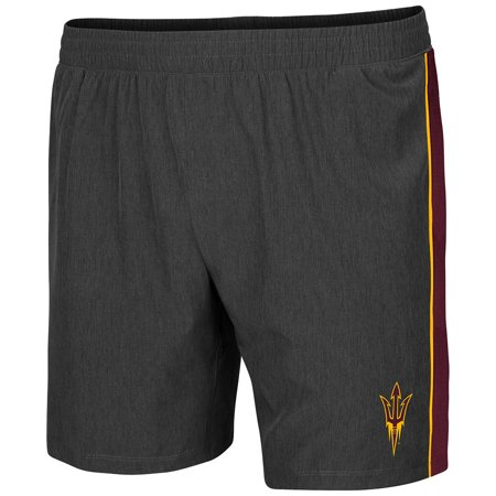 Arizona State Sun Devils Colosseum Spring Training Lined Running Shorts - (State Flag Running Shorts)