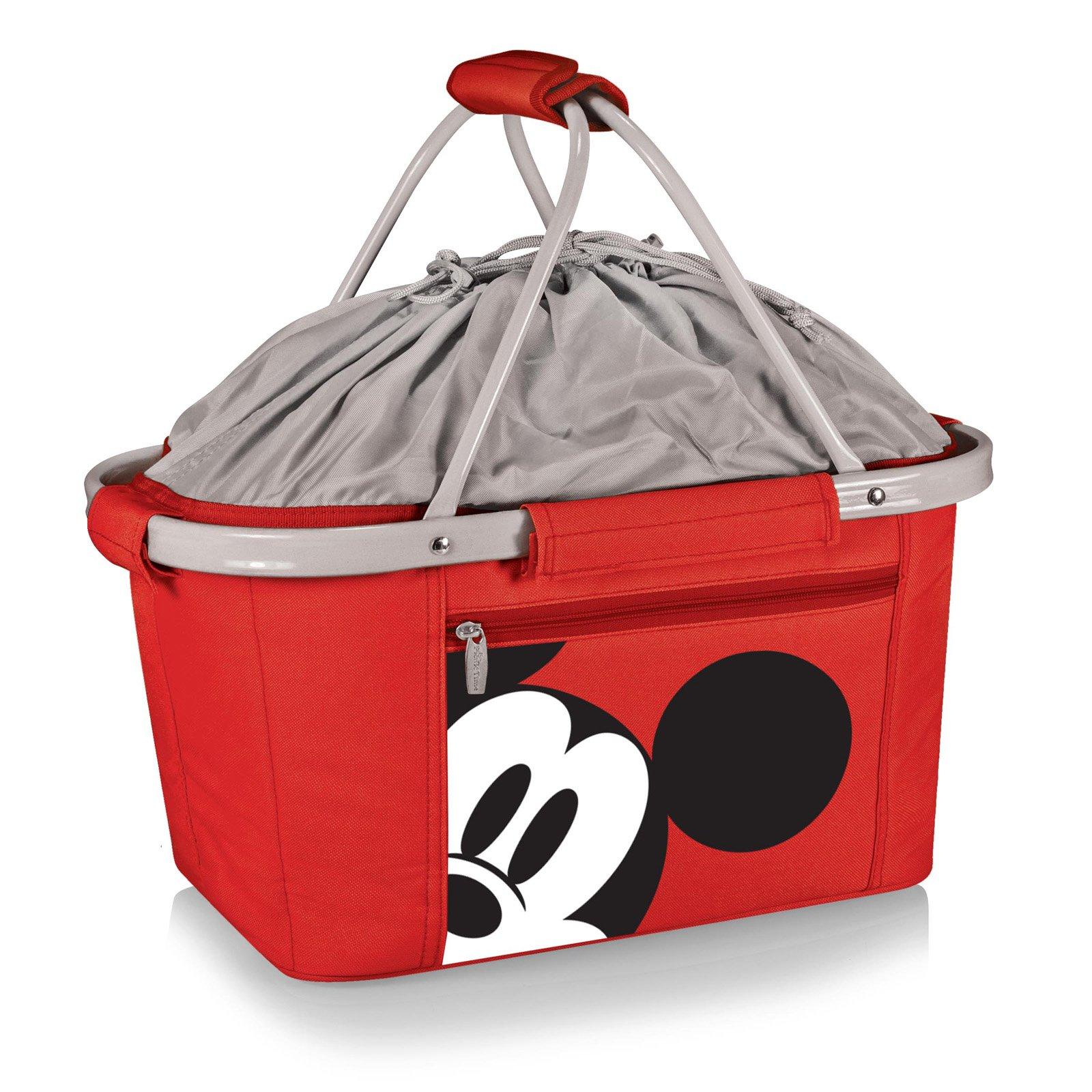 Picnic Time Disney Metro Basket Collapsible Cooler Tote