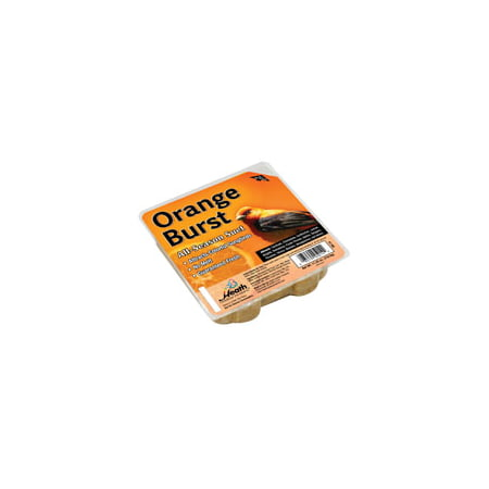 - heath outdoor products wild bird suet cake orange burst suet 12 pack