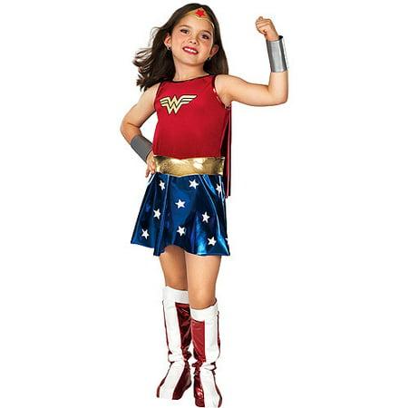 Costume Super Center (Wonder Woman Child Costume -)