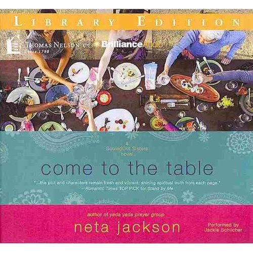 Come to the Table: Library Edition