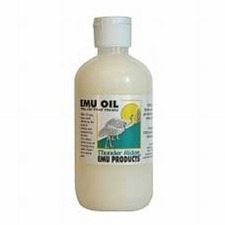 8 Ounce Emu Oil (Thunder Ridge Emu Products Pure Emu Oil, 8 Ounce )