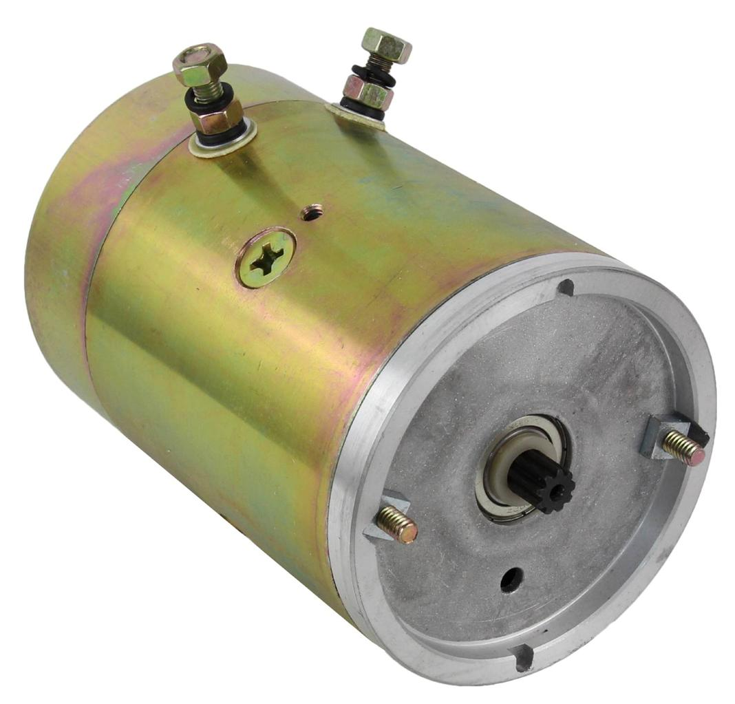 NEW ELECTRIC PUMP MOTOR FITS CURTIS SNOW PLOW FENNER STONE PRIME 1788-AC 2578-AC