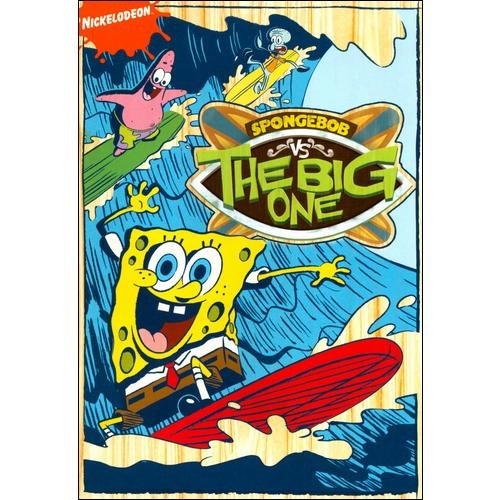 SpongeBob SquarePants: SpongeBob Vs. The Big One (Full Frame)