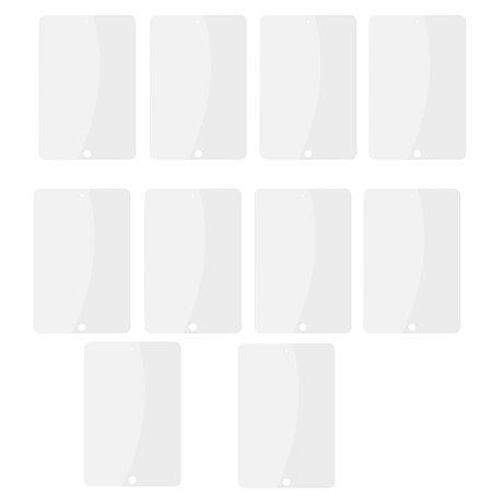 - Unique Bargains 10 Pcs Transparent LCD Screen Film Guard Shield Cover for iPad Mini 1 2