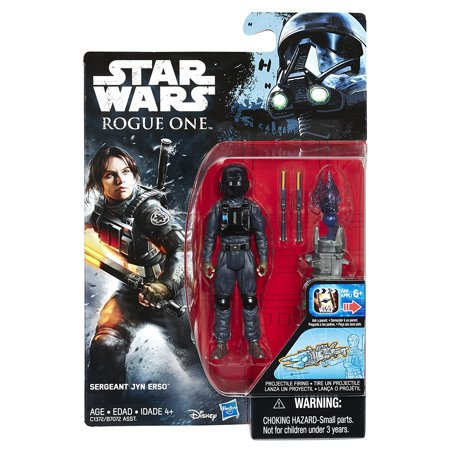 Star Wars Rogue One Sergeant Jyn Erso Imperial Infiltrator](Imperial Guards Star Wars)