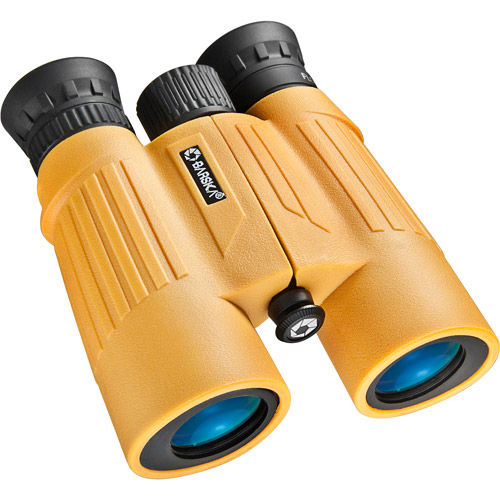 Barska 10x30 WP Floatmaster Yellow Binoculars by Generic