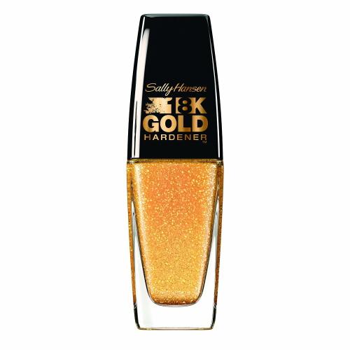 (6 Pack) SALLY HANSEN 18K Gold Nail Hardener - Glitter
