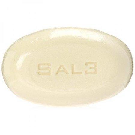 sal3 cleansing bar anti-fungal antiseptic facial acne, foot, scalp & body