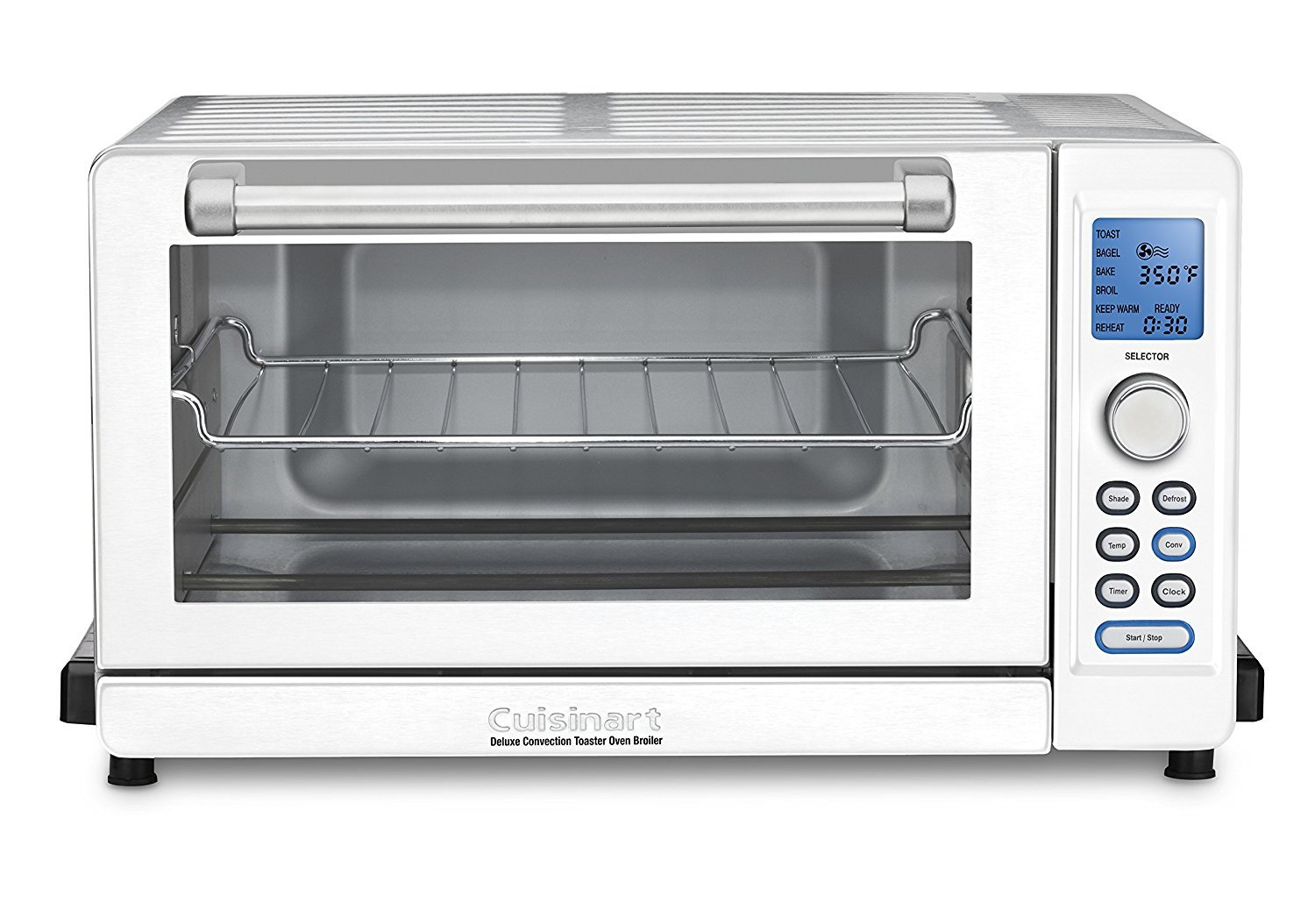 d0f6f3e8c59 Cuisinart Deluxe Convection Toaster Oven Broiler