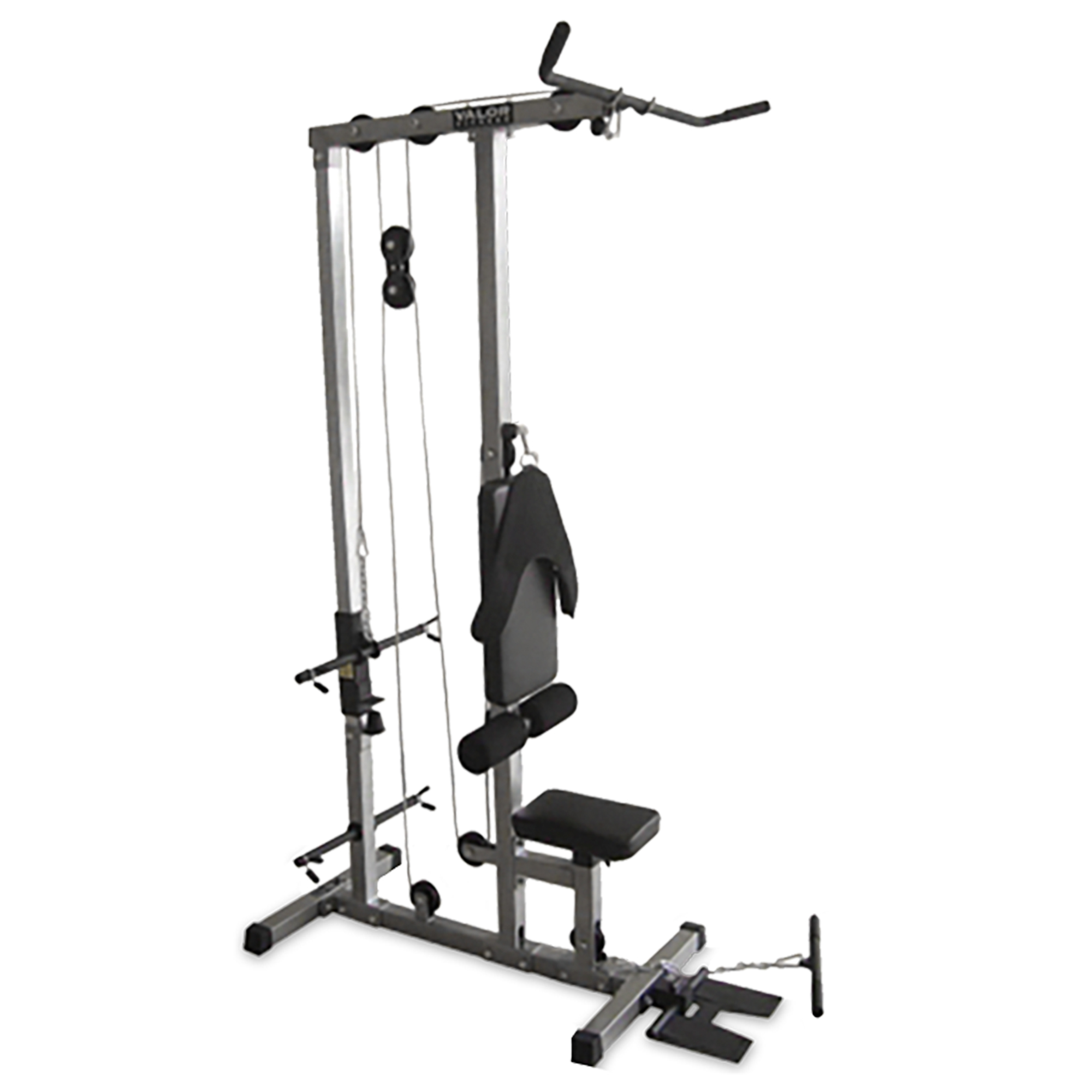 Valor Fitness CB-12 Plate Loading Lat Pull Down by Valor Athletics Inc.