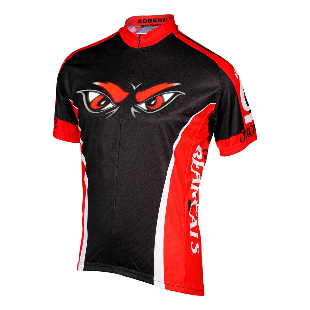 Adrenaline Promotions University of Cincinnati Bearcats Cycling Jersey