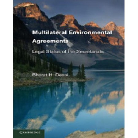 Multilateral Environmental Agreements  Legal Status Of The Secretariats