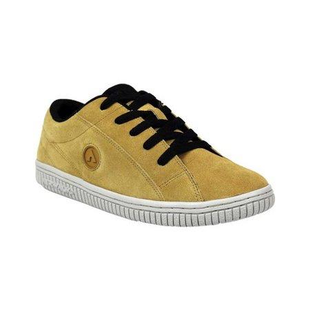 Yellow Skateboard Shoe (Men's Airwalk The One Skate Shoe)