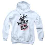 The Voice Team Usher Big Boys Pullover Hoodie