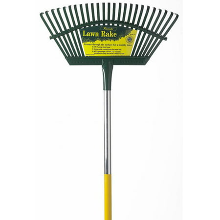 "Flexrake 1A 19"" Flex Steel Leaf Rake"