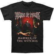Cradle Of Filth Men's  Inquisitional Torture T-shirt Black