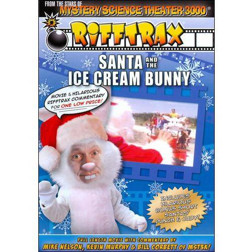 RiffTrax: Santa And The Ice Cream Bunny